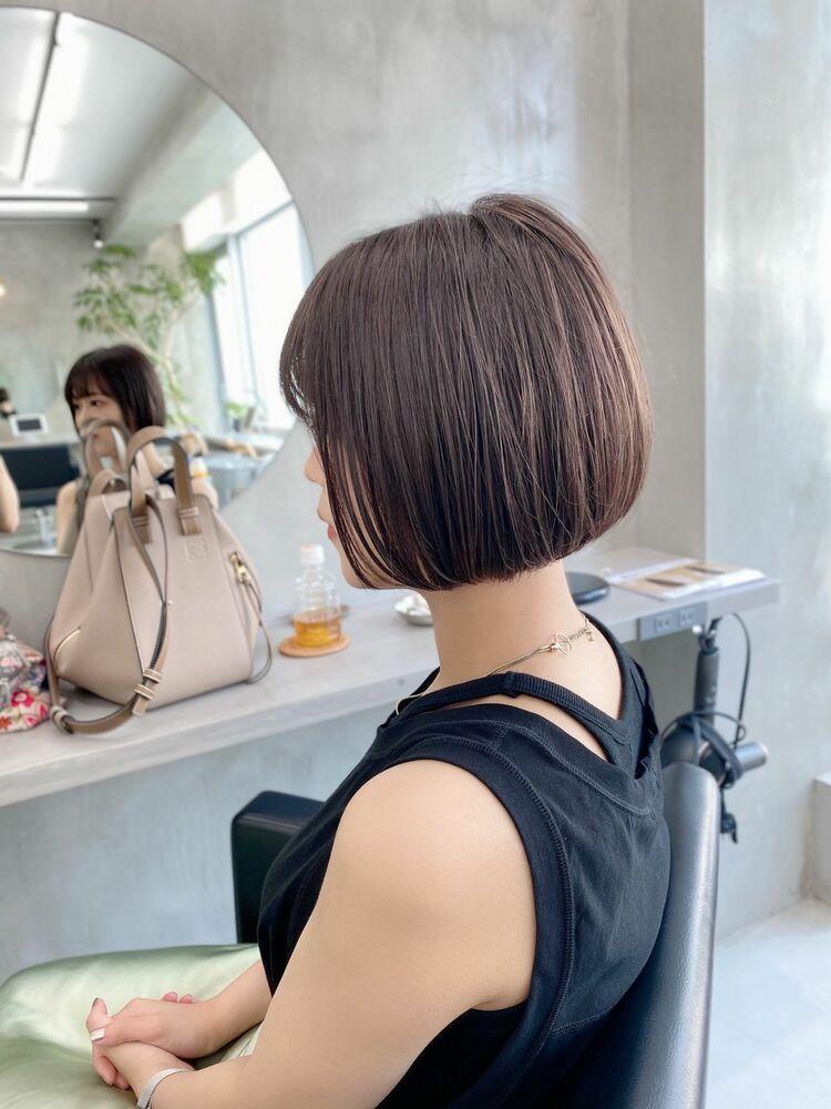 【VIE/石田康博】ショート・ボブが得意◎似合わせカットが上手い◎初めての方も安心して行ける美容