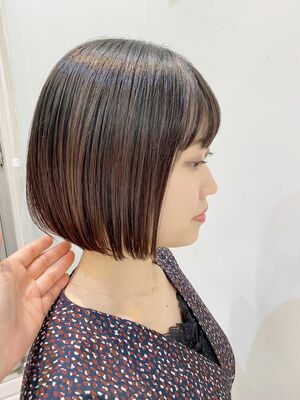 VIE石田康博 ボブが得意 ボブが上手い美容師