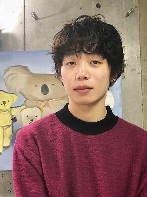 boy 原宿10分 *ニュアンス、外国人パーマインスタID:ryukke.yoshida