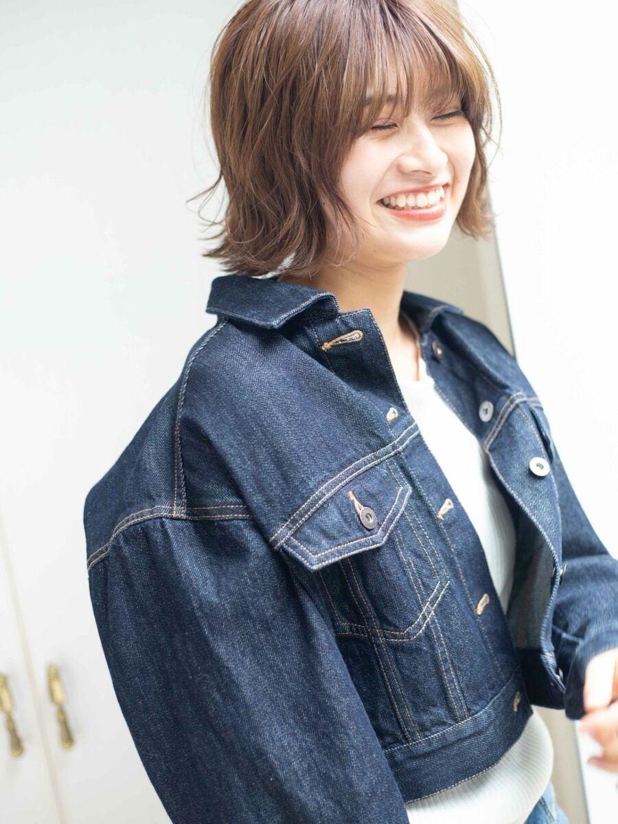 米倉和寿 髪が綺麗になれば表情も明るくなる