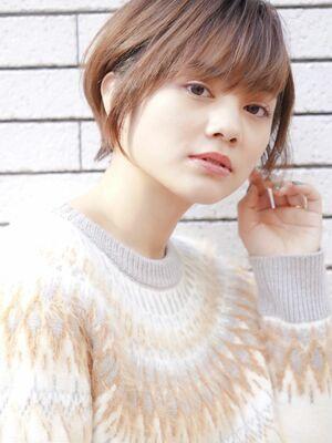 米倉和寿 ショートスタイル 大人気スタイル