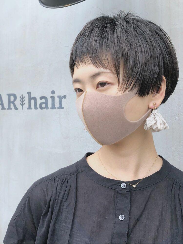 ショートヘア*