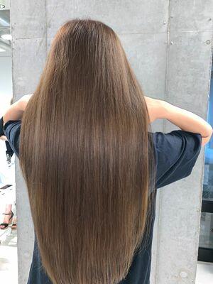 美髪チャージカラー