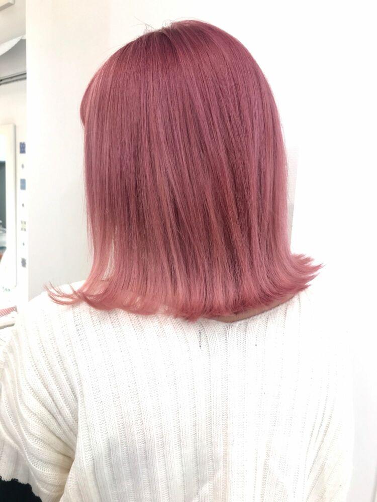 春っぽ桜カラー♡