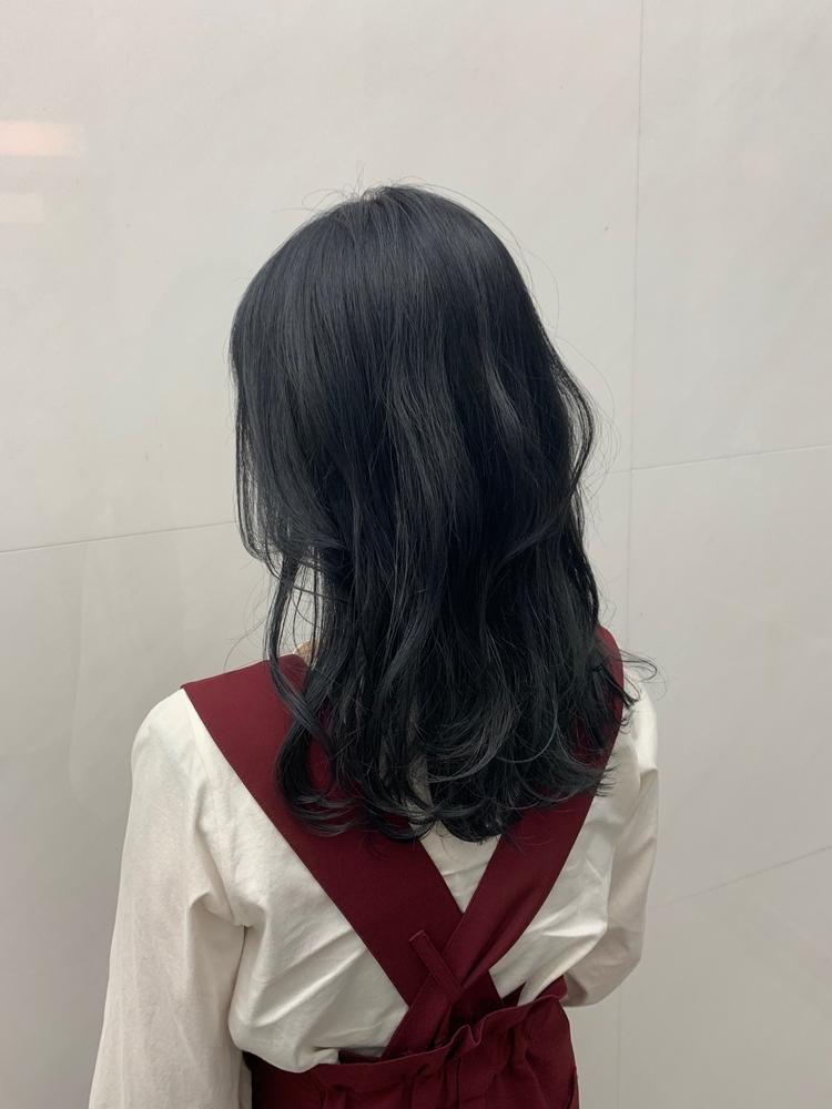透明感カラーは『長田タカラ』にお任せ!