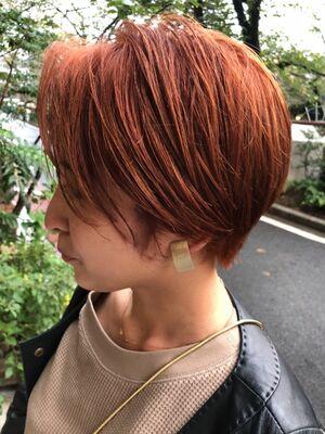 kisai BUZZ  中目黒/徒歩3分/デザイン性と再現性の高いトレンドに合わせたスタイルが得意。
