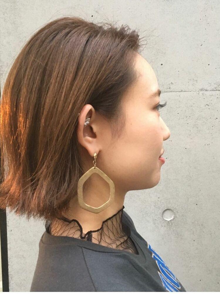 kisai BUZZ  中目黒/徒歩3分/デザイン性と再現性の高くトレンドに合わせたスタイルが得意。