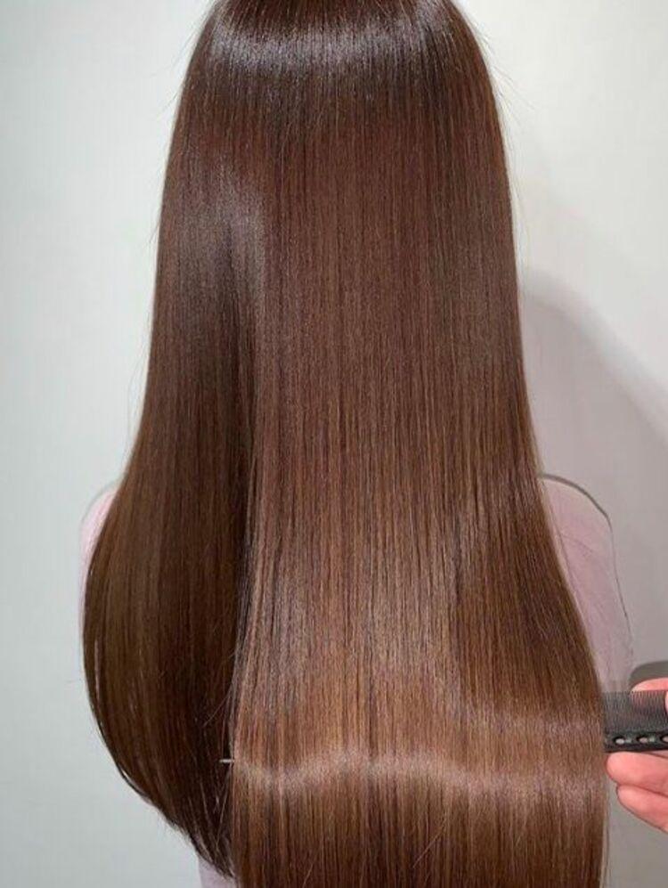 髪質改善エステトリートメント