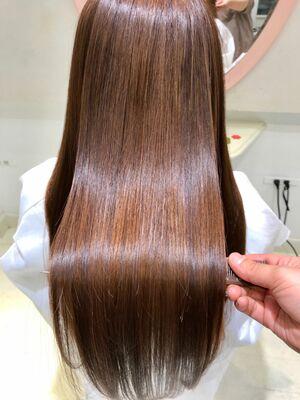 ツヤ髪♪髪質改善トリートメント