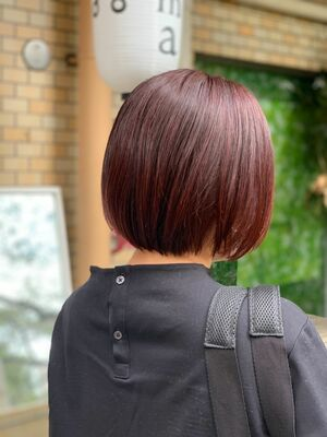 autumn☆cherry brown