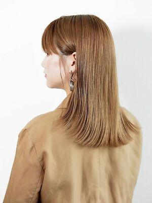 ELENA 青山一丁目 外苑前 髪質改善ナチュラルストレート