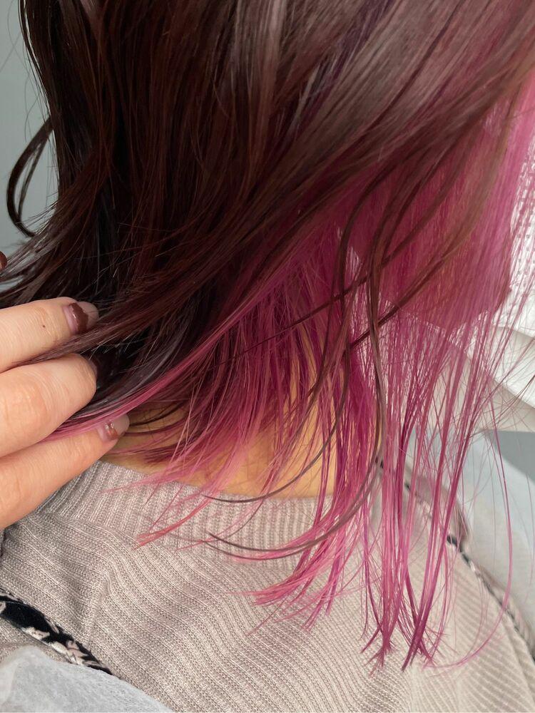 pink × pink❤️