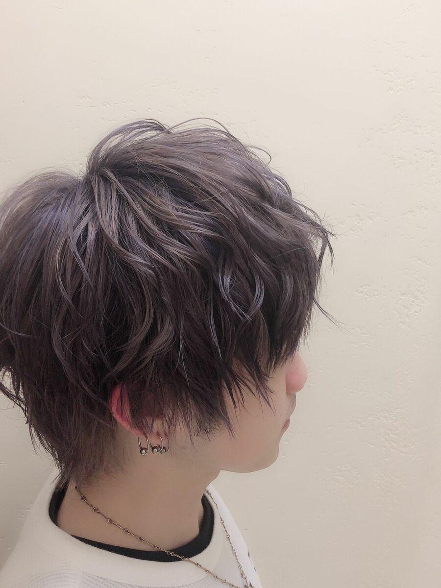 エロ髪×ラベージュ◎