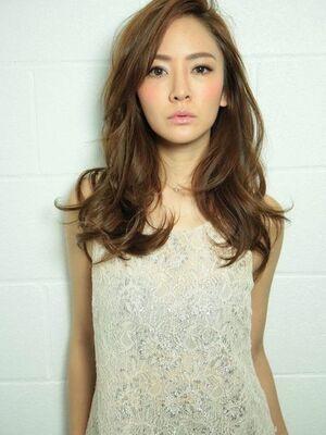 美髪スタイル☆大人のボリュームフェアリーロングカール