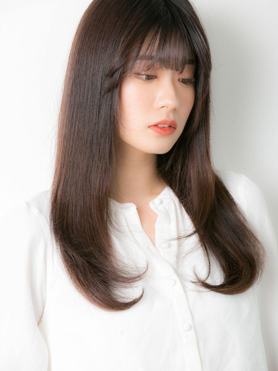 髪質改善シルキーストレート