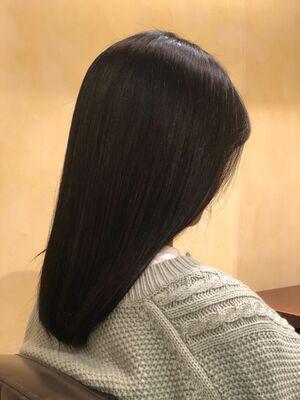 髪質改善で髪本来のまとまりへ!