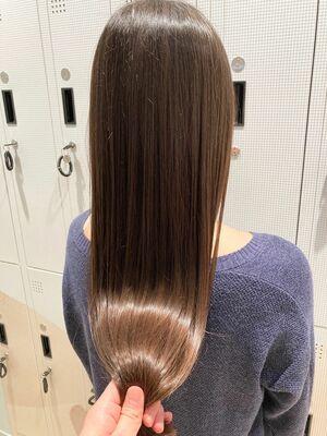うる艶◎髪質改善トリートメント