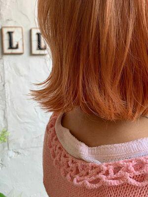 シャーベットアレンジ