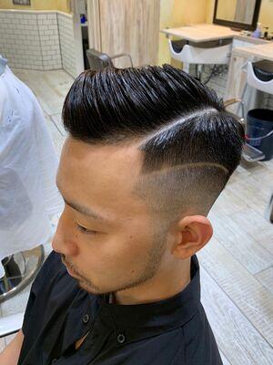 『フェードライン』第一印象は髪型で決まる!日本最高峰のカット技術!GROOMER/S TOKYO