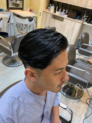 『大人パートスタイル』第一印象は髪型で決まる!日本最高峰のカット技術!GROOMER/S TOKYO