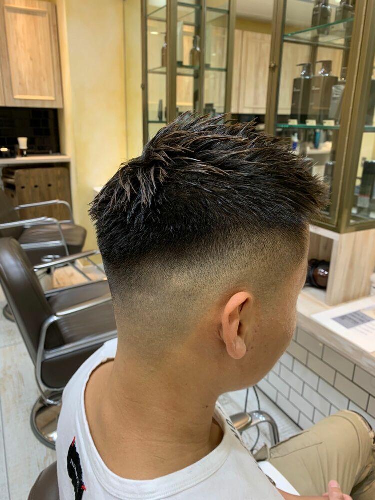 『束感×フェード』第一印象は髪型で決まる!日本最高峰のカット技術!GROOMER/S TOKYO