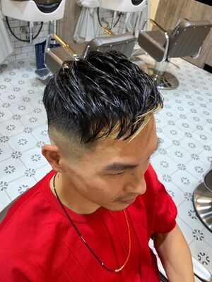 『デザインフェード』第一印象は髪型で決まる!日本最高峰のカット技術!GROOMER/S TOKYO