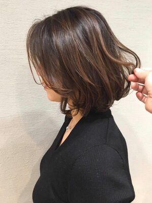 40代働く女性のエイジレスの1歩は髪型から☆