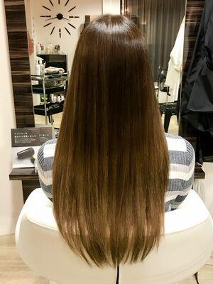 艶髪 髪質改善トリートメント