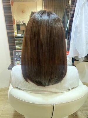 美髪☆髪質改善トリートメント
