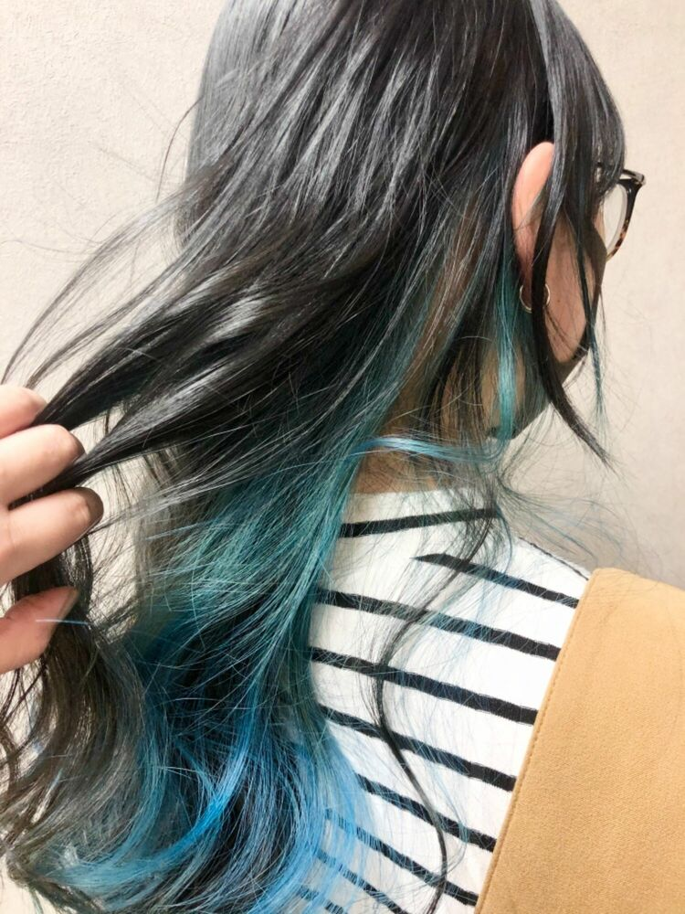 silver × turquoise