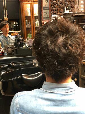 美容師が大工なら<理髪匠は宮大工しっかりとした技術とセンスと他には無いまるで別世界がそこにある