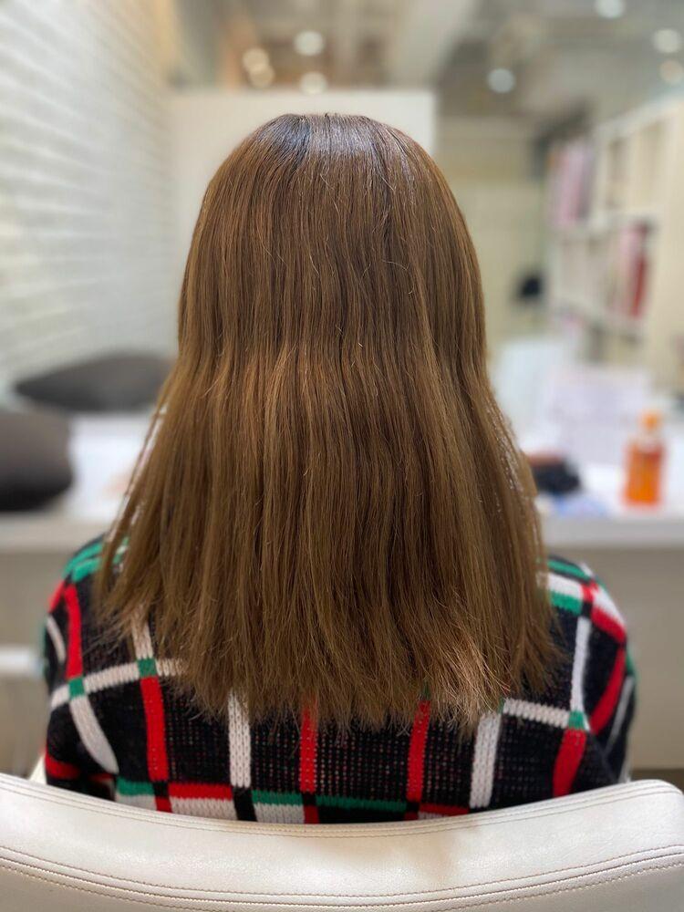 多毛、広がり×髪質改善トリートメント♪
