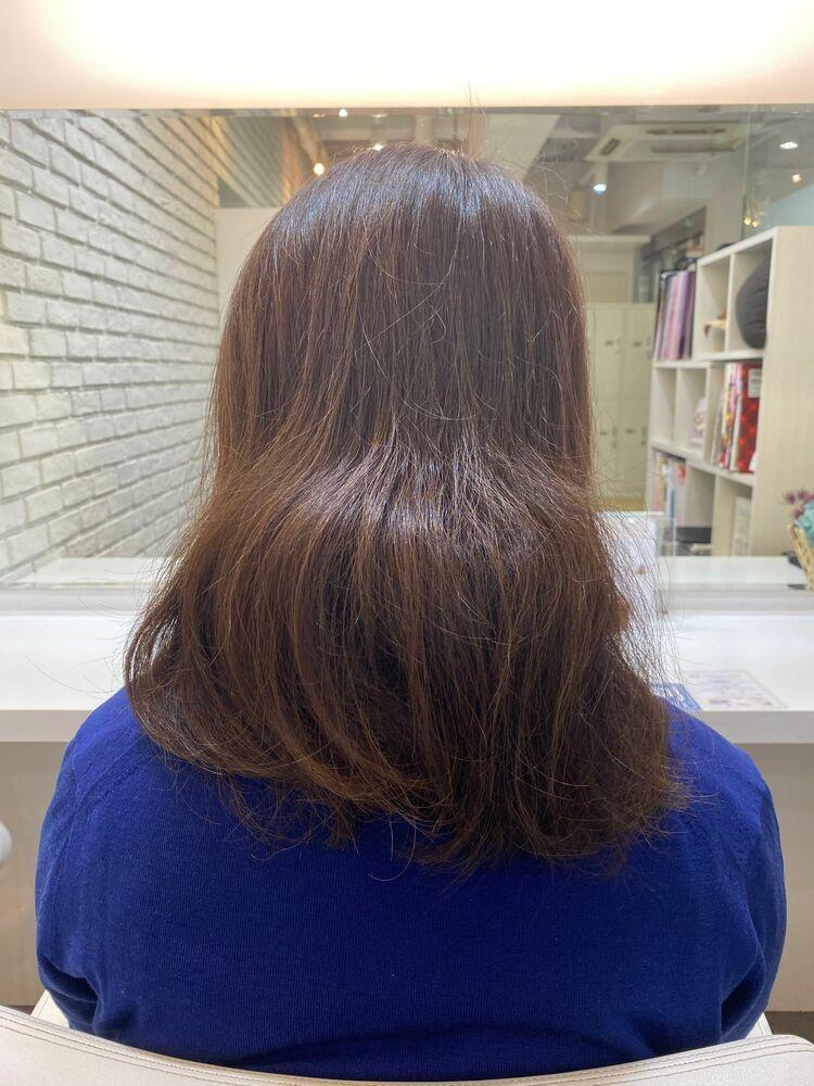 髪質改善トリートメントでここまで変わる♪♪
