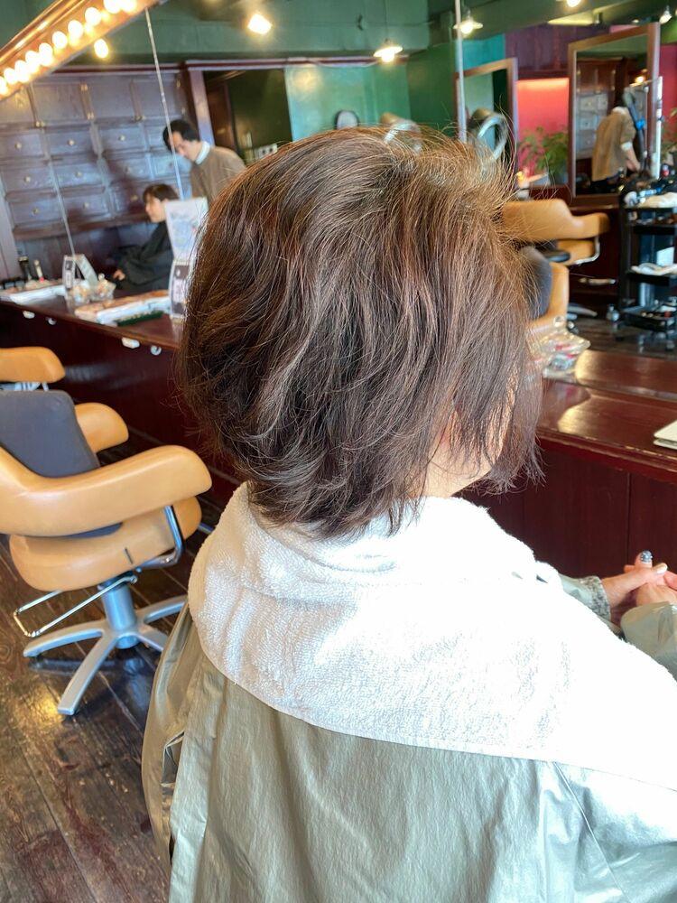 大好評髪質改善トリートメント!エイジング毛ケア