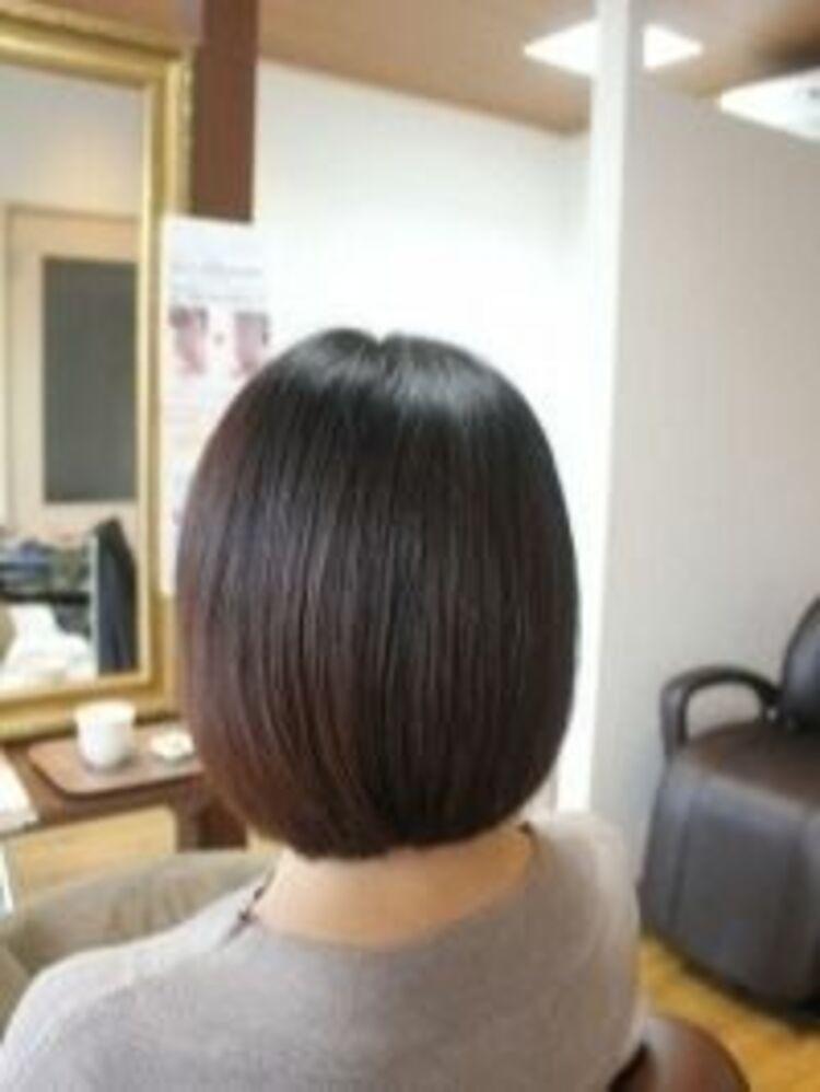 カラーエステでカラー映えする艶髪カラーヘア☆
