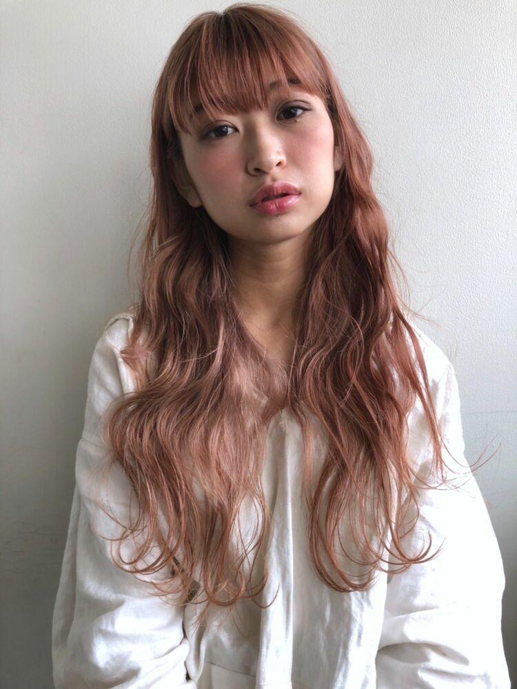 green表参道/表参道駅徒歩5分 エヌドットカラー×ピンク