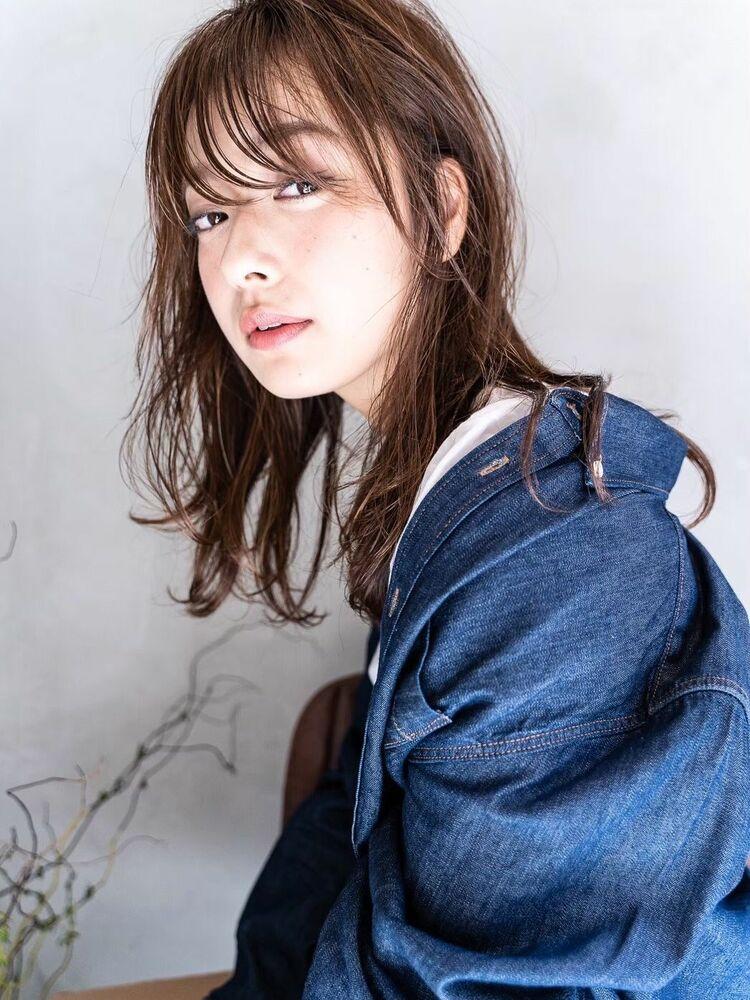 siena kazu オススメスタイルショート〜ロングまで圧倒的に可愛く仕上げます透明感カラー!