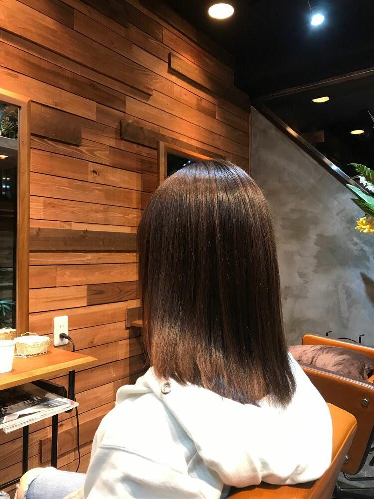 ミディアム 髪質改善トリートメント