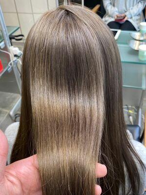 髪質改善トリートメント/資生堂サブリミックサロンソリューション