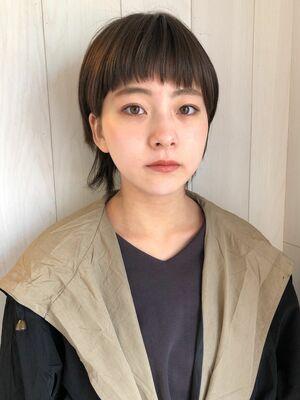 トレンドMIXマッシュウルフ☆