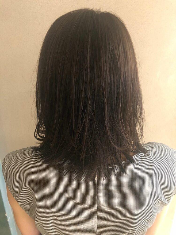 Lond ange 高橋ヒロシ 素敵な髪型になれる外ハネボブ