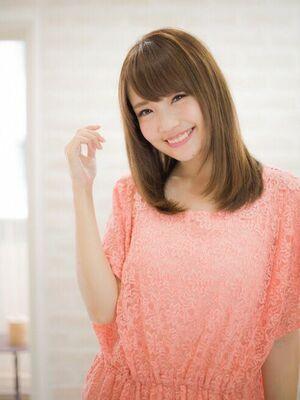 Richer hairsalon リシェル渋谷-高野章  ナチュラルストレート