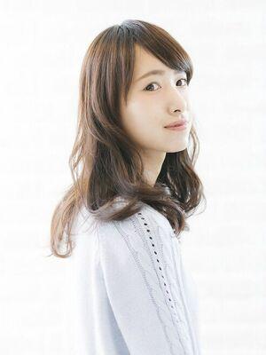 Richer hairsalon リシェル渋谷-高野章  美人シルエット艶カール