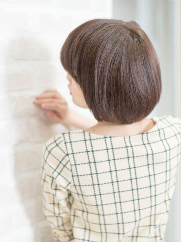 Richer hairsalon リシェル渋谷-高野章  艶ショートボブ