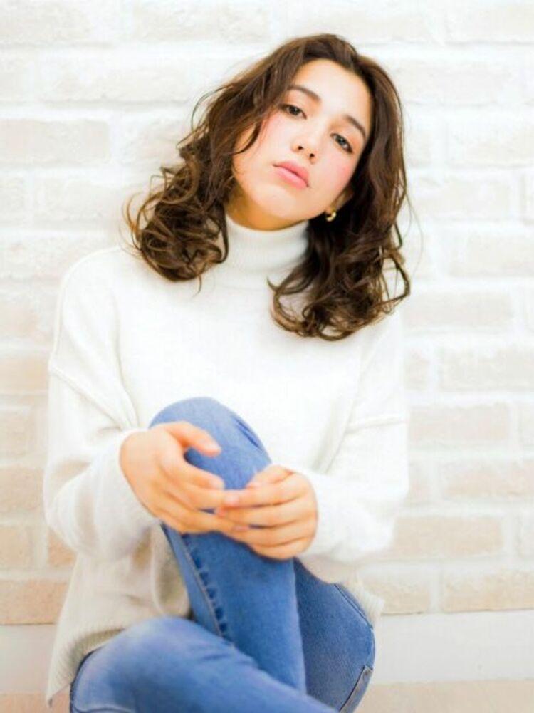 Richer hairsalon リシェル渋谷-高野章  ウエットラフ
