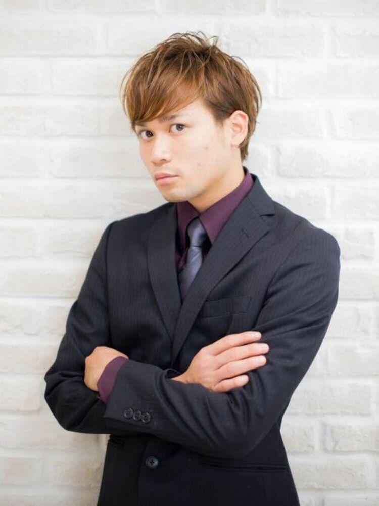 Richer hairsalon リシェル渋谷-高野章  91ヘアForMen