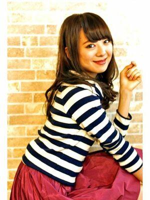 Richer hairsalon リシェル渋谷-高野章  優しいパーマスタイル