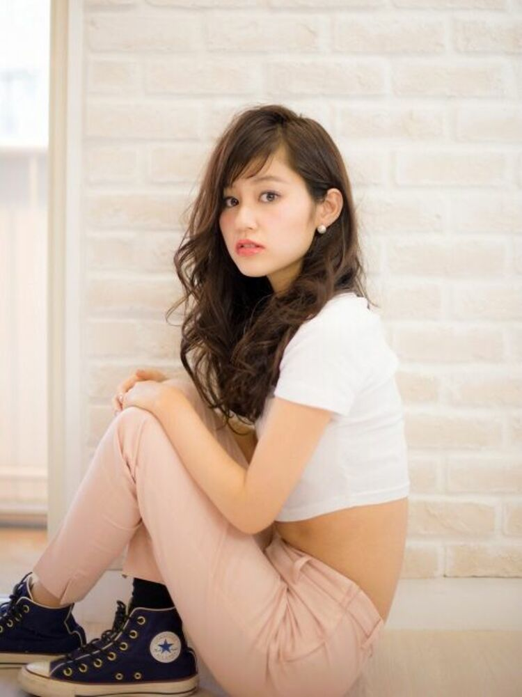 Richer hairsalon リシェル渋谷-高野章  ショートバング×ラフ