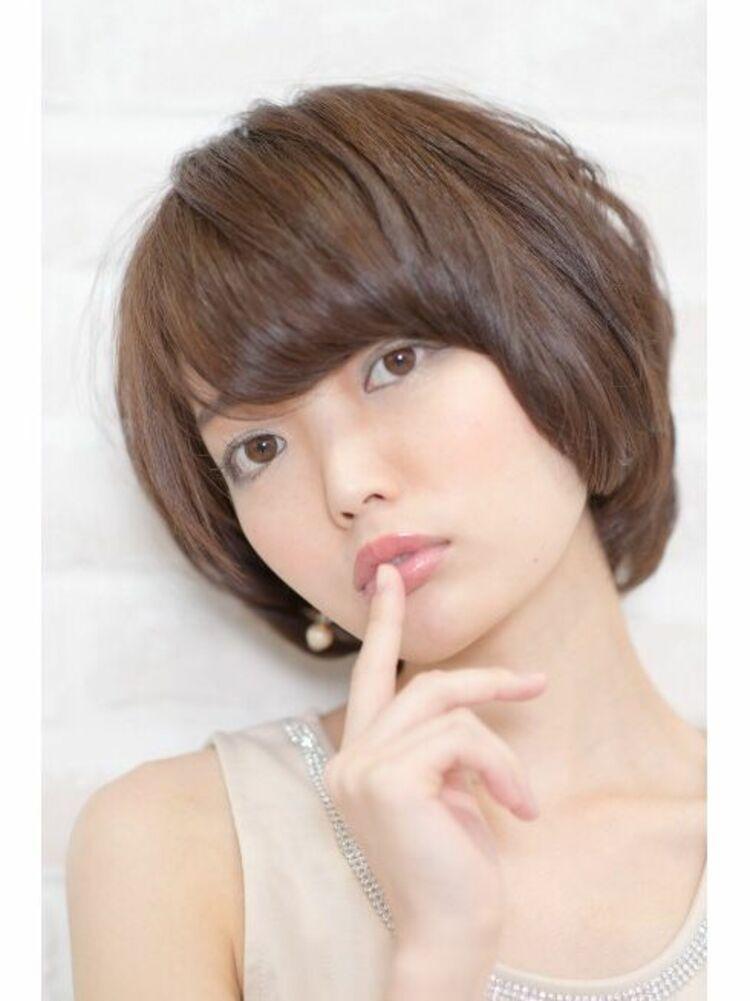 Richer hairsalon リシェル渋谷-高野章  オフェロなレイヤーマッシュ