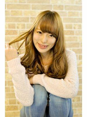 Richer hairsalon リシェル渋谷-高野章  透明感ラフカール
